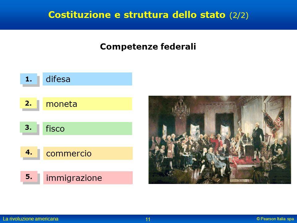 Costituzione e struttura dello stato (2/2)