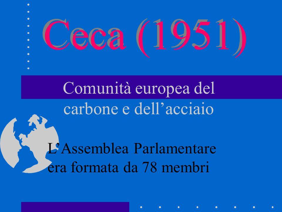 Comunità europea del carbone e dell'acciaio
