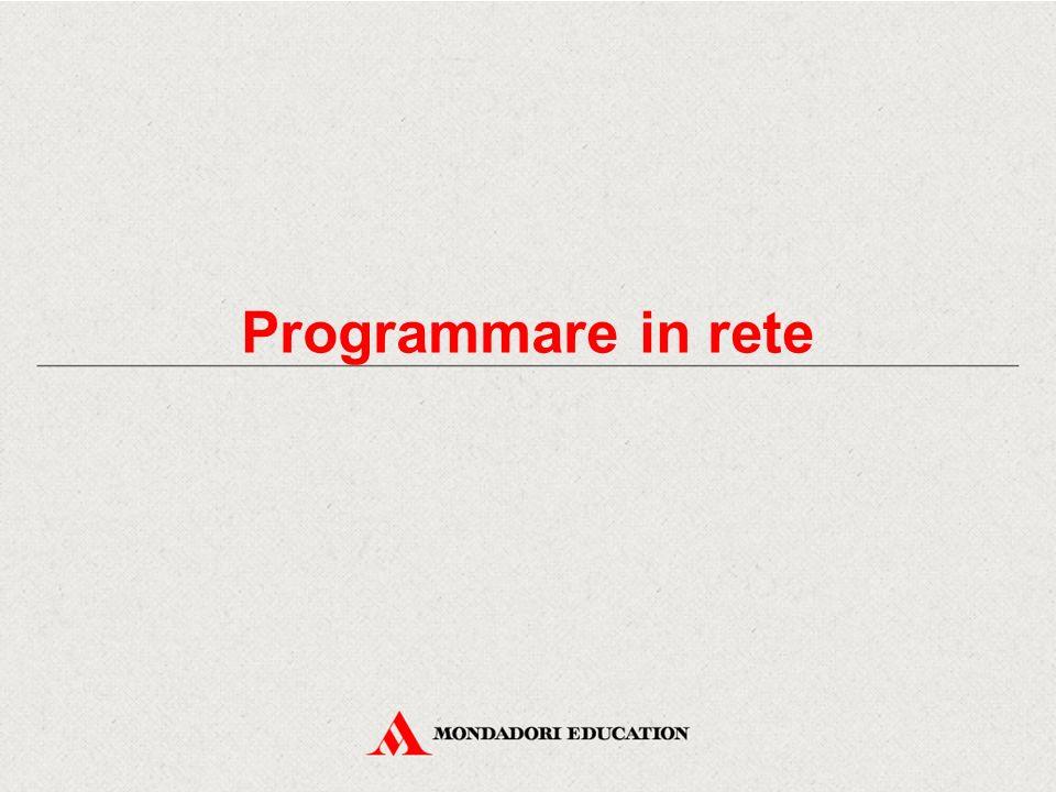 Programmare in rete