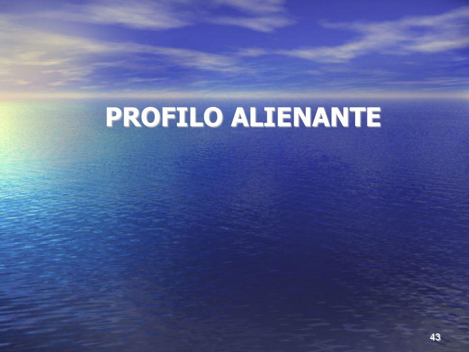 PROFILO ALIENANTE 43