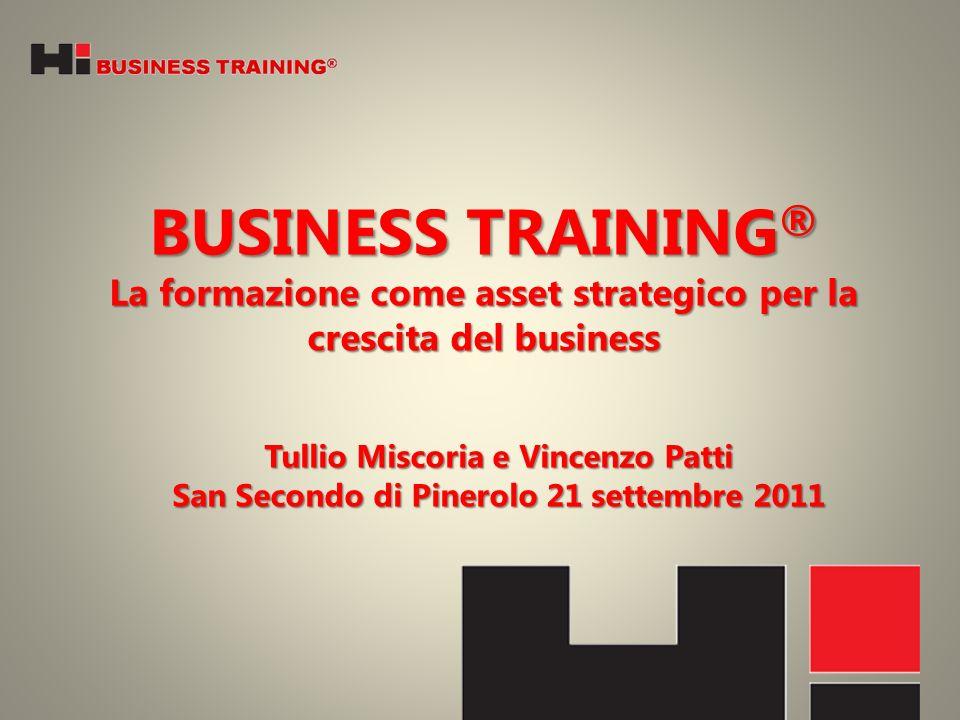 La formazione come asset strategico per la crescita del business