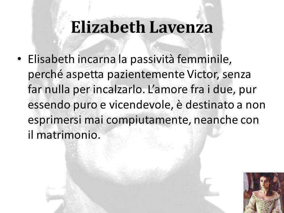 Elizabeth Lavenza