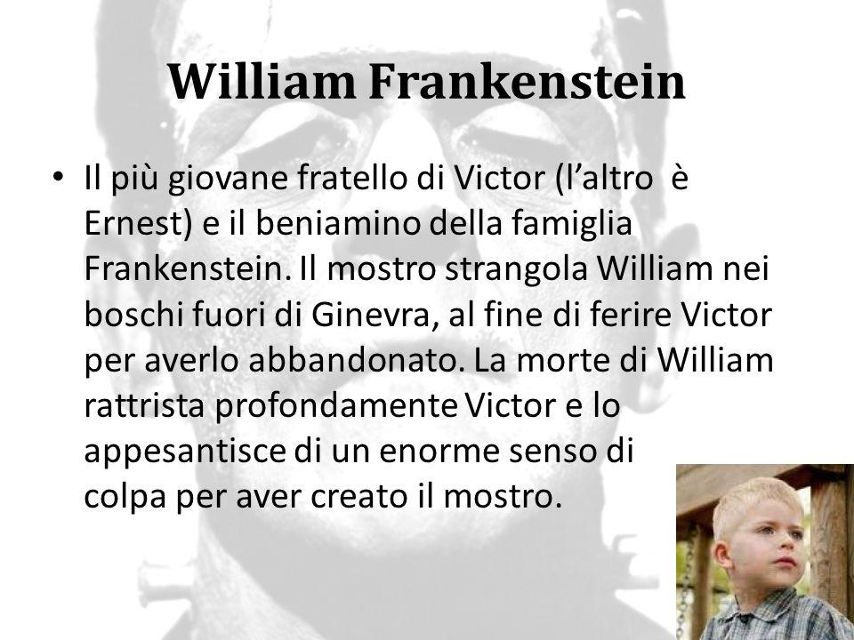 William Frankenstein