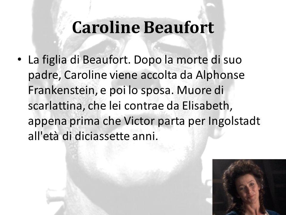 Caroline Beaufort