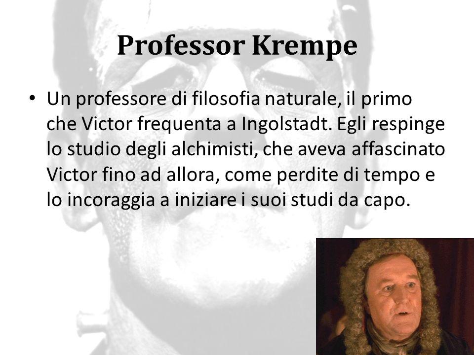 Professor Krempe