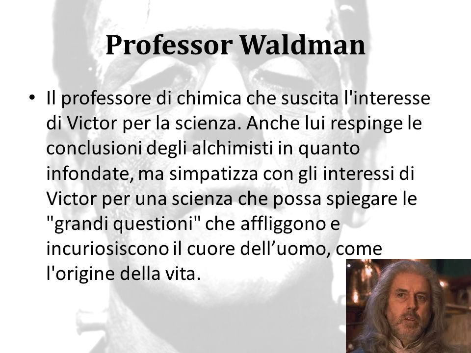Professor Waldman
