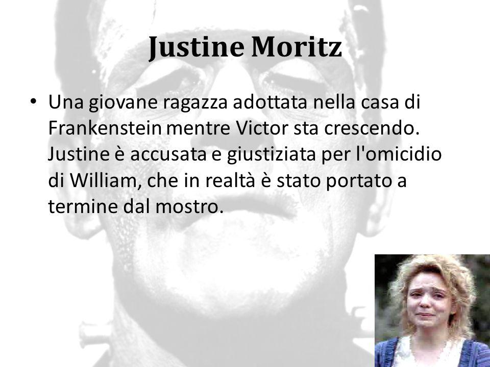 Justine Moritz