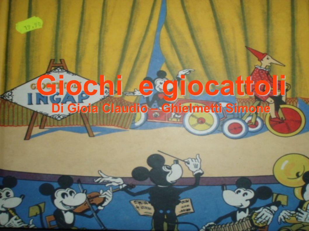 Di Gioia Claudio – Ghielmetti Simone