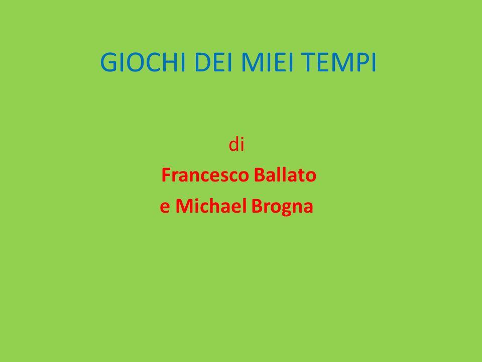 di Francesco Ballato e Michael Brogna