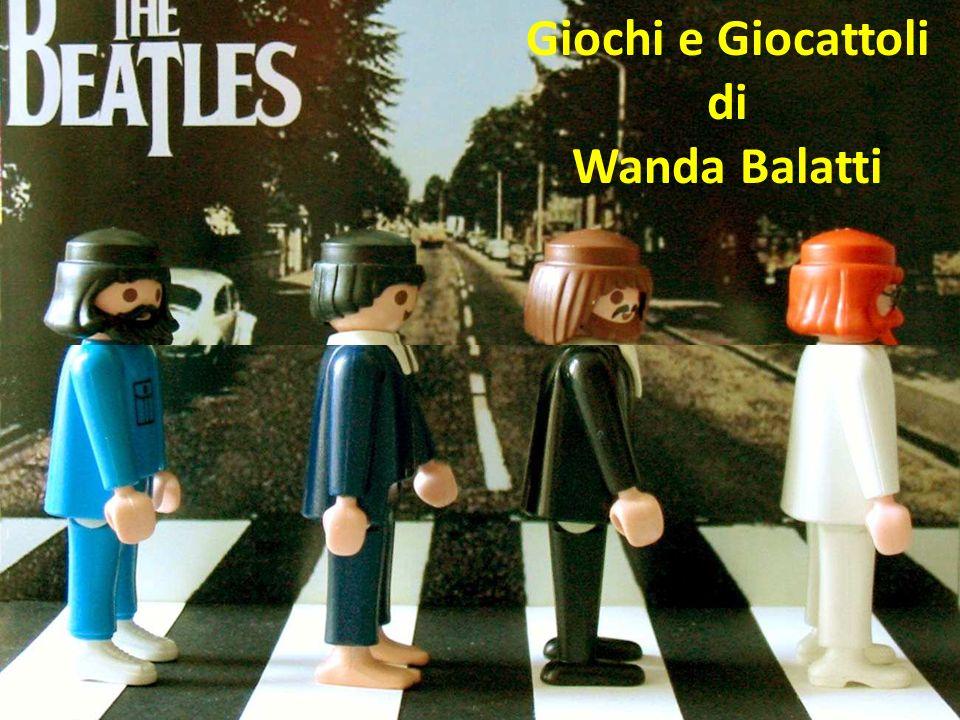 Giochi e Giocattoli di Wanda Balatti