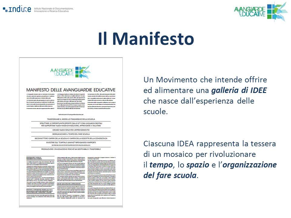 Il Manifesto Un Movimento che intende offrire