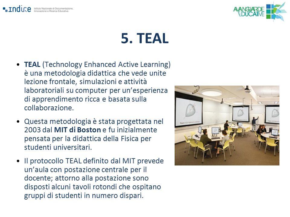 5. TEAL