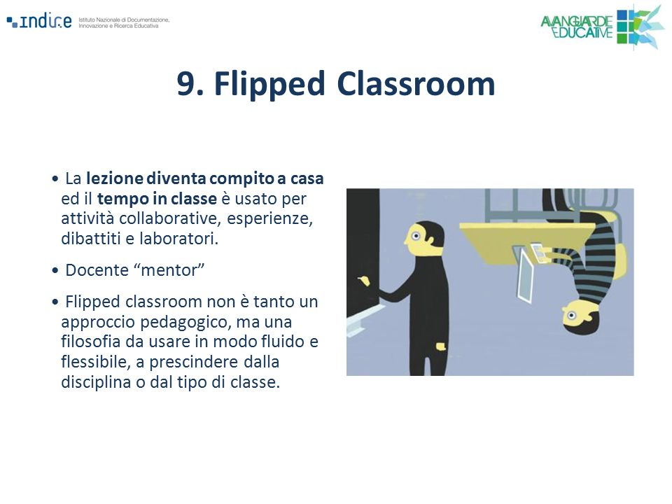 9. Flipped Classroom