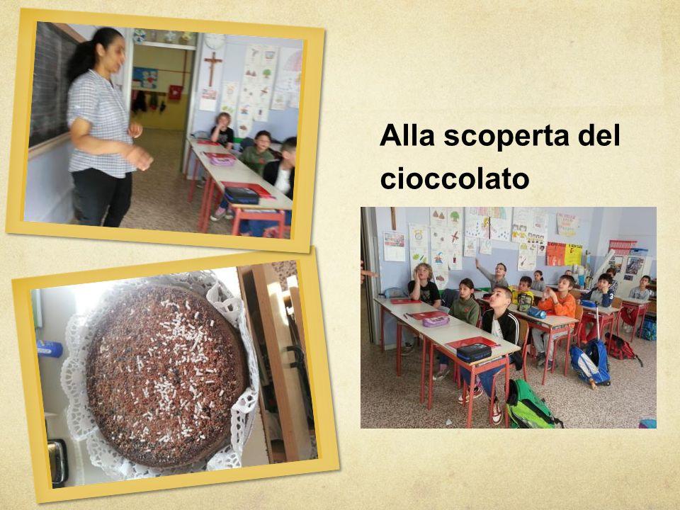 Alla scoperta del cioccolato
