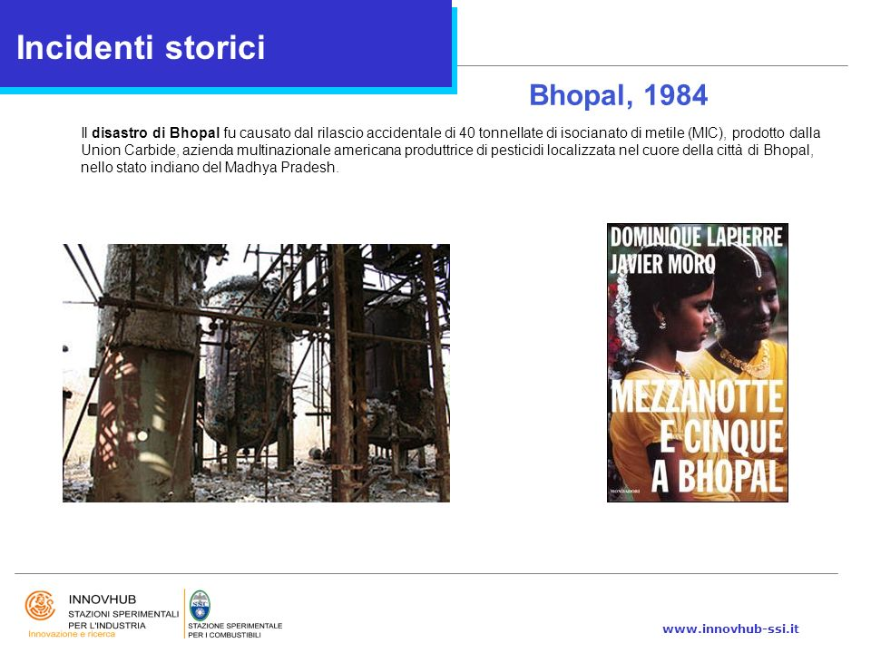 Incidenti storici Bhopal, 1984