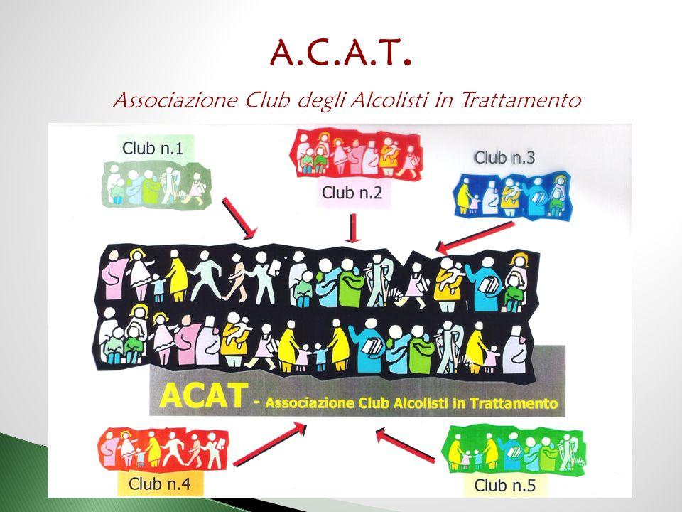 A.C.A.T. Associazione Club degli Alcolisti in Trattamento
