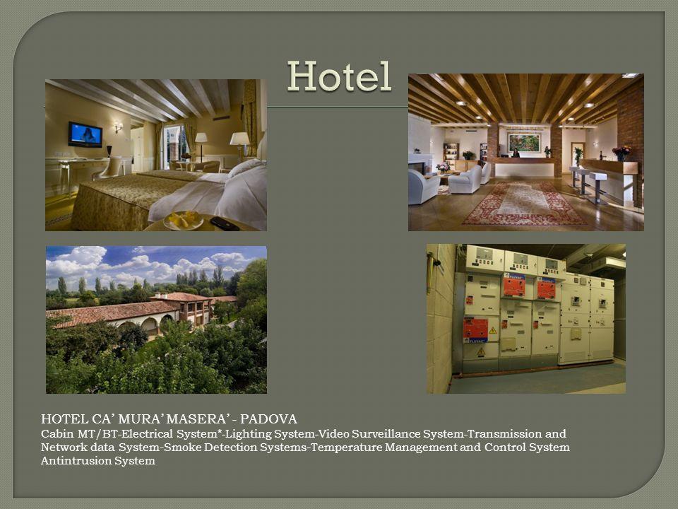 Hotel HOTEL CA' MURA' MASERA' - PADOVA