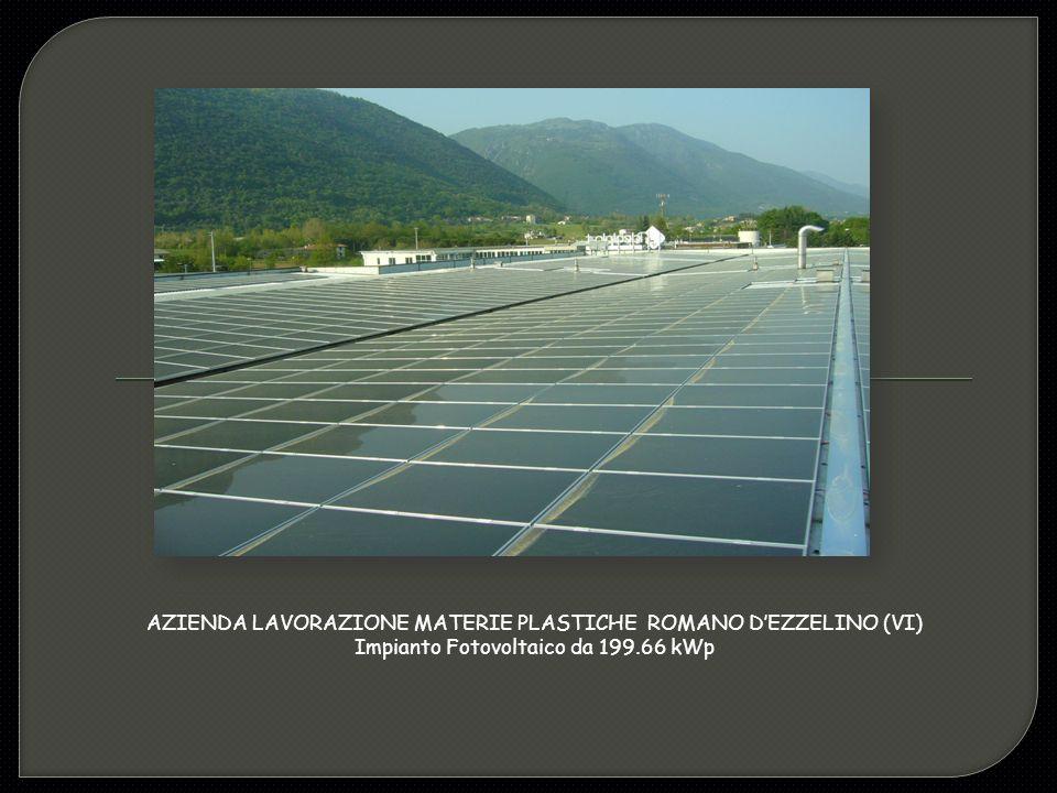 AZIENDA LAVORAZIONE MATERIE PLASTICHE ROMANO D'EZZELINO (VI)
