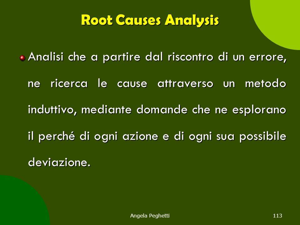 Root Causes Analysis