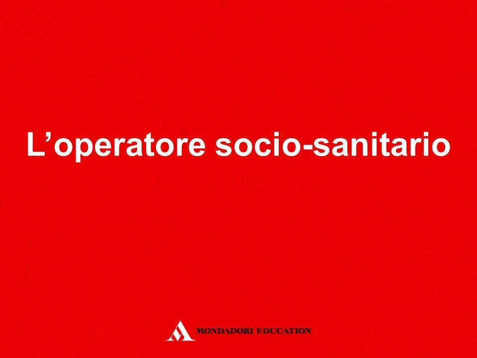 L'operatore socio-sanitario