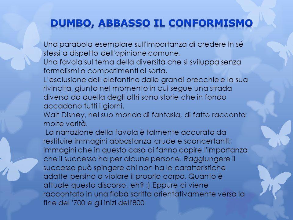Dumbo, abbasso Il Conformismo