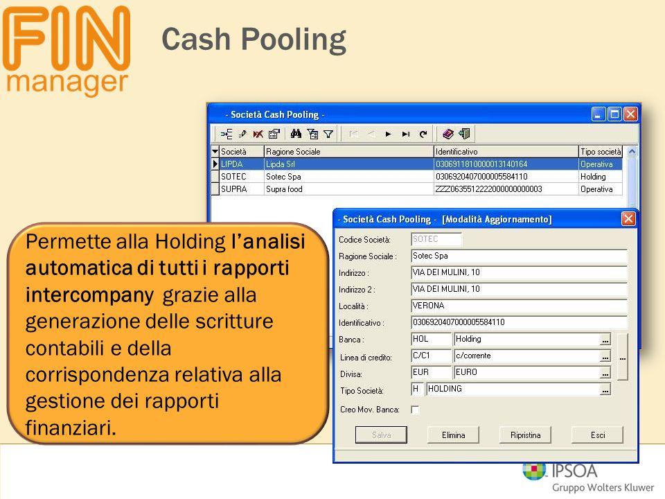 Cash Pooling