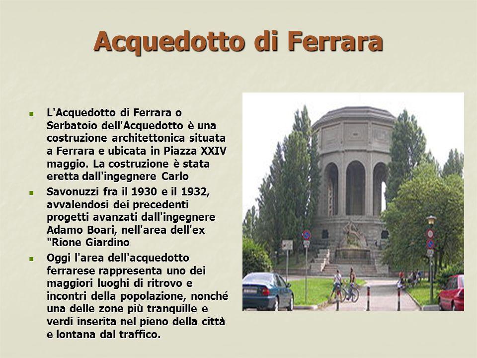 Acquedotto di Ferrara