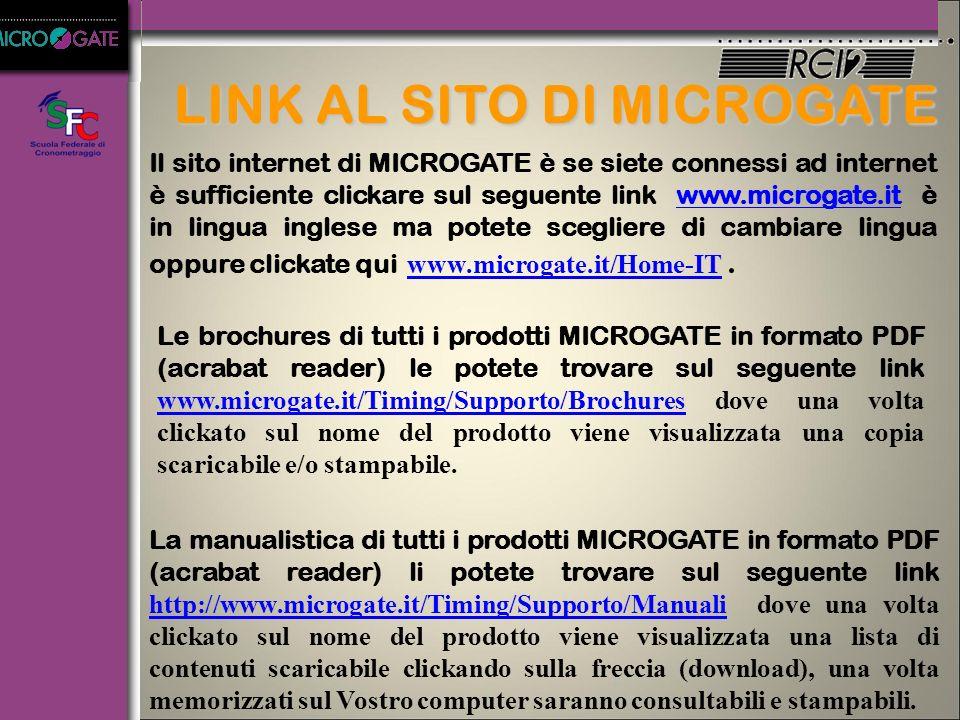 LINK AL SITO DI MICROGATE