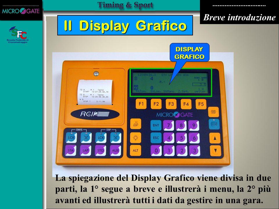 Il Display Grafico Breve introduzione