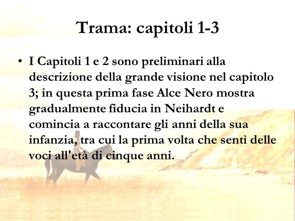 Trama: capitoli 1-3