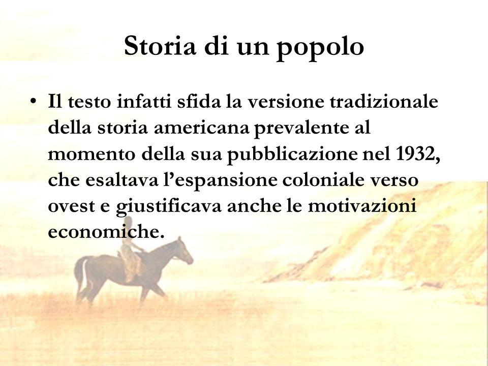 Storia di un popolo