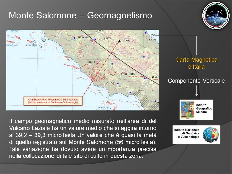 Carta Magnetica d'Italia