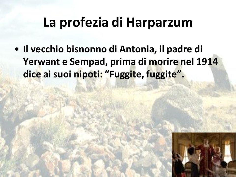 La profezia di Harparzum
