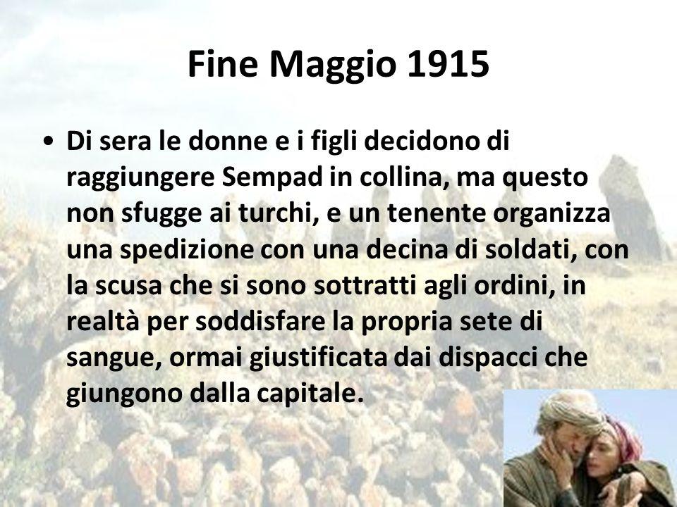Fine Maggio 1915