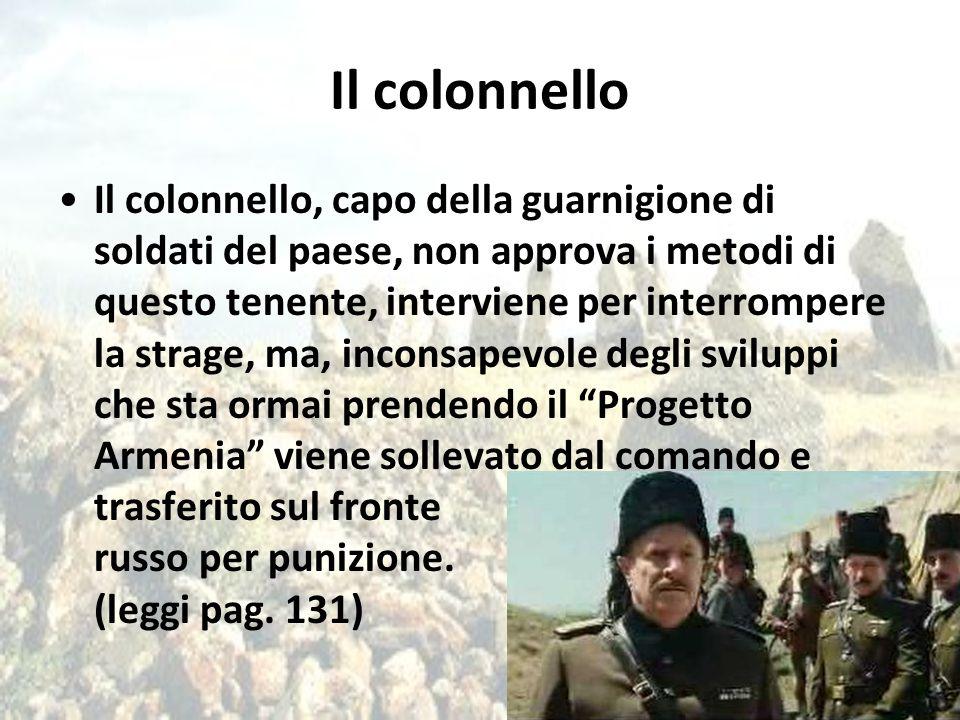 Il colonnello
