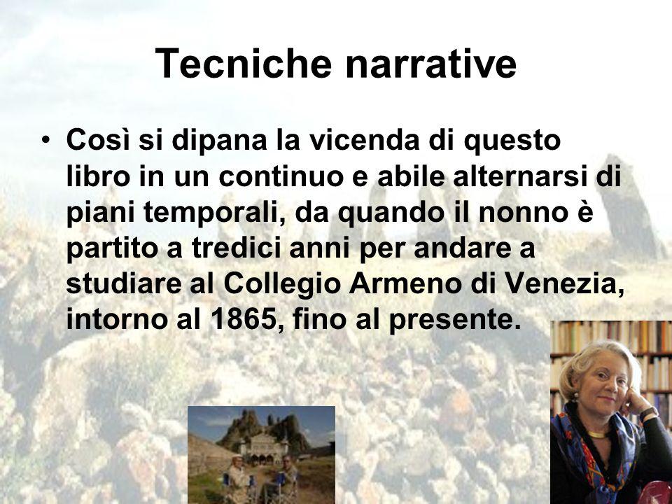 Tecniche narrative