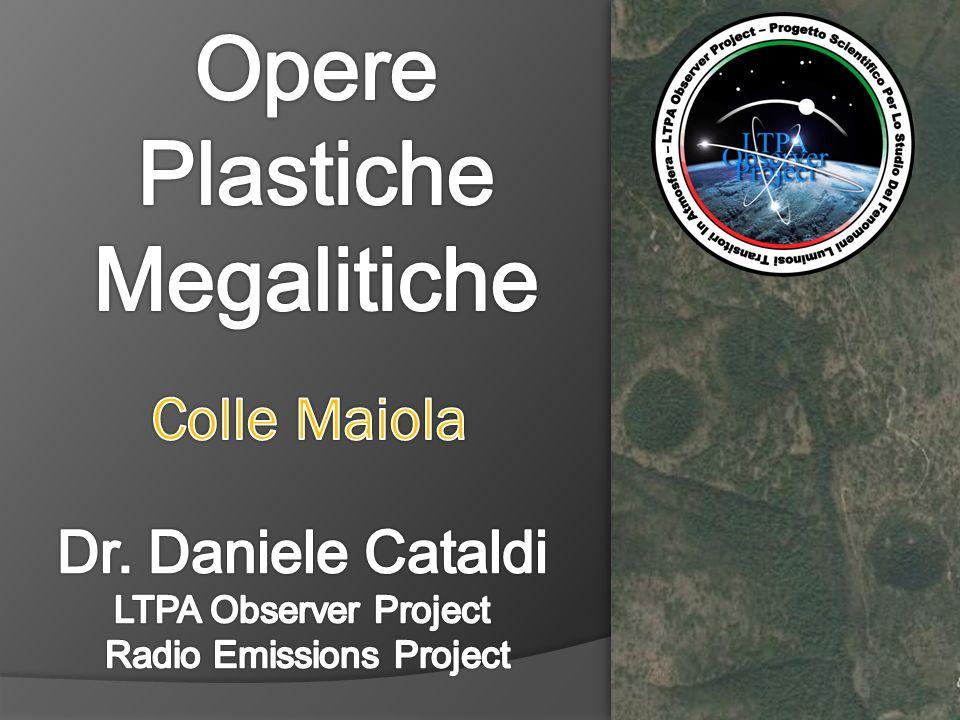 Opere Plastiche Megalitiche