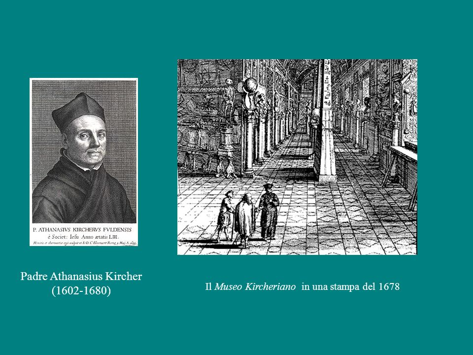 Padre Athanasius Kircher (1602-1680)