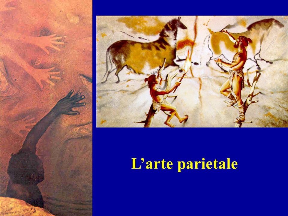 L'arte parietale