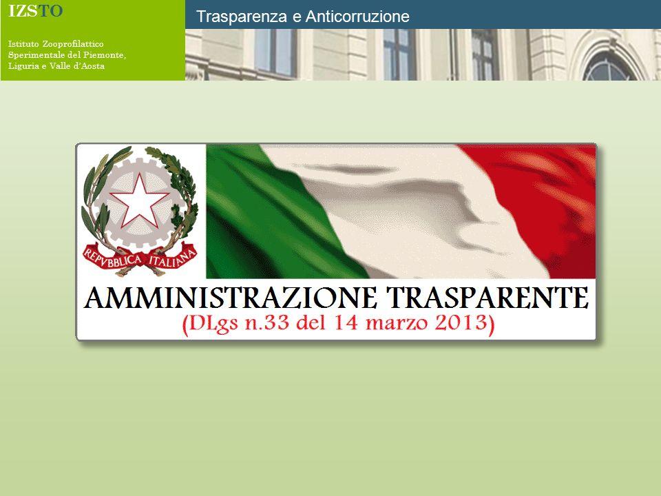 Trasparenza e Anticorruzione