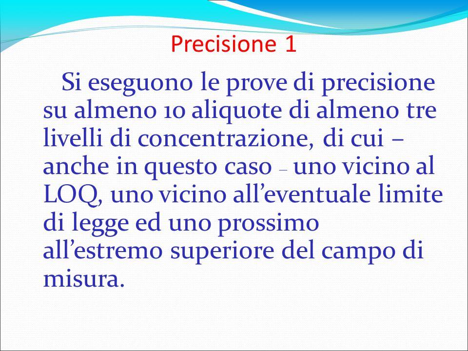 Precisione 1