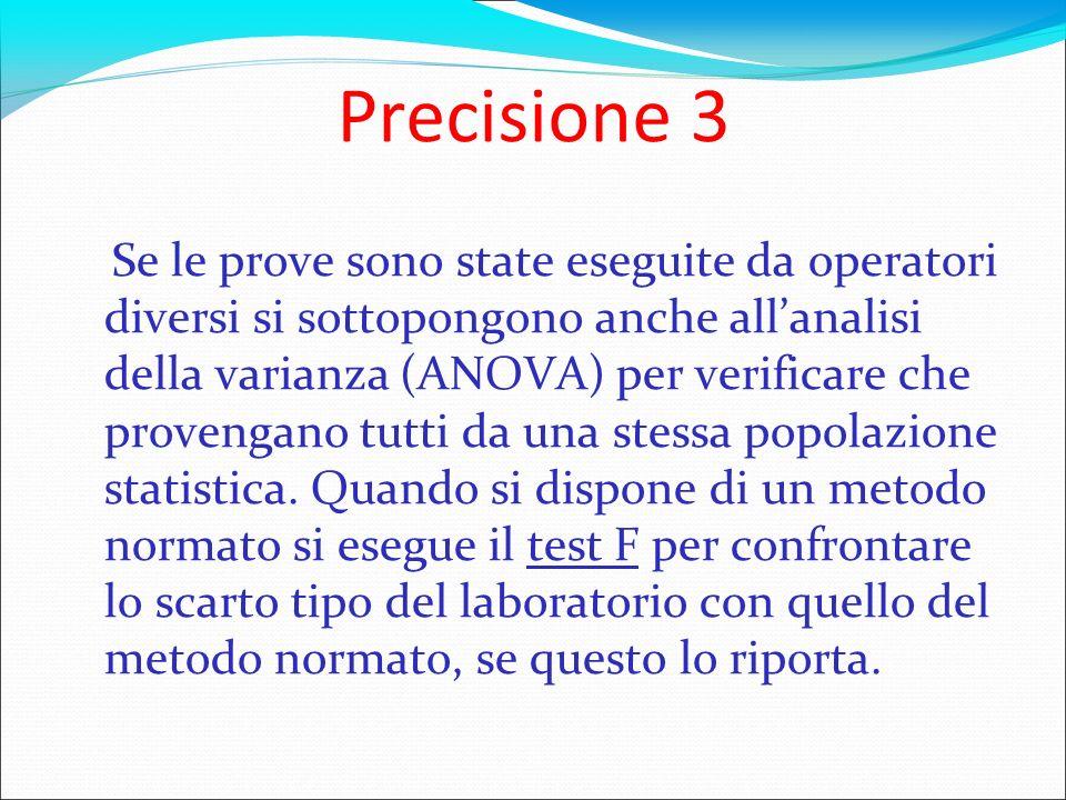 Precisione 3