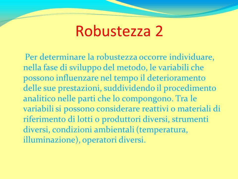 Robustezza 2