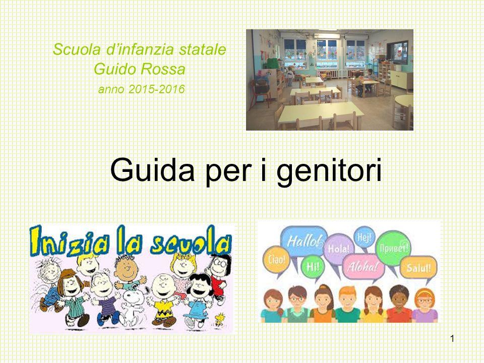 Scuola d'infanzia statale Guido Rossa