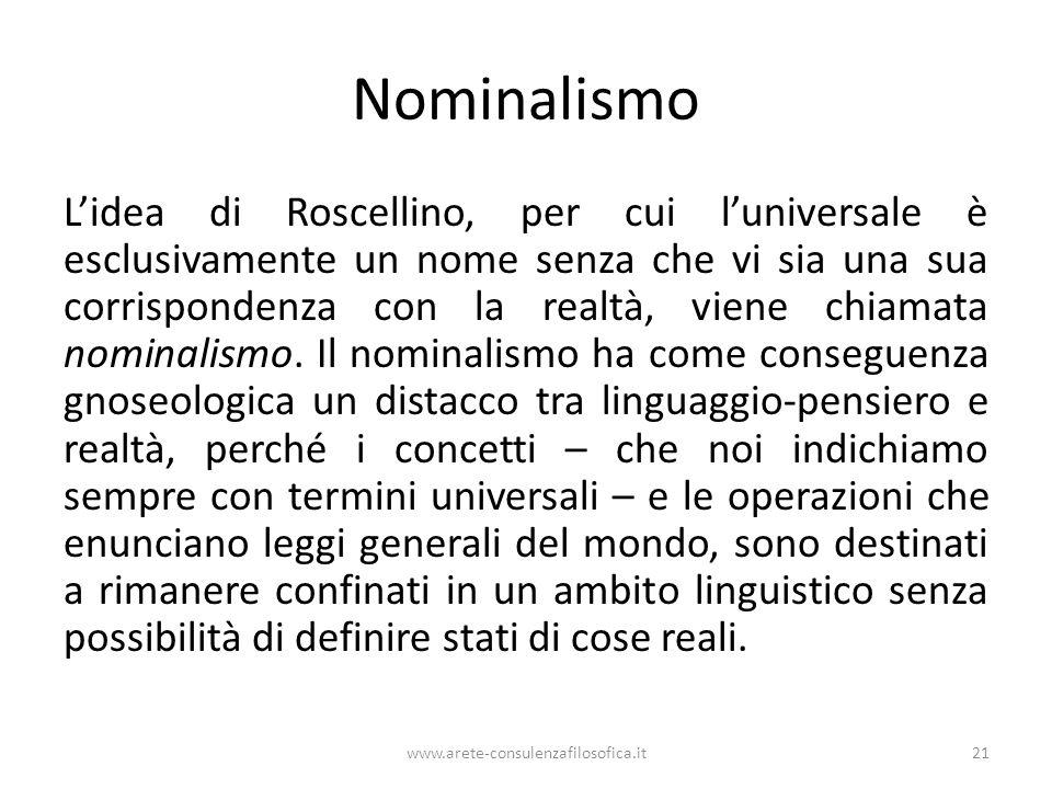 Nominalismo