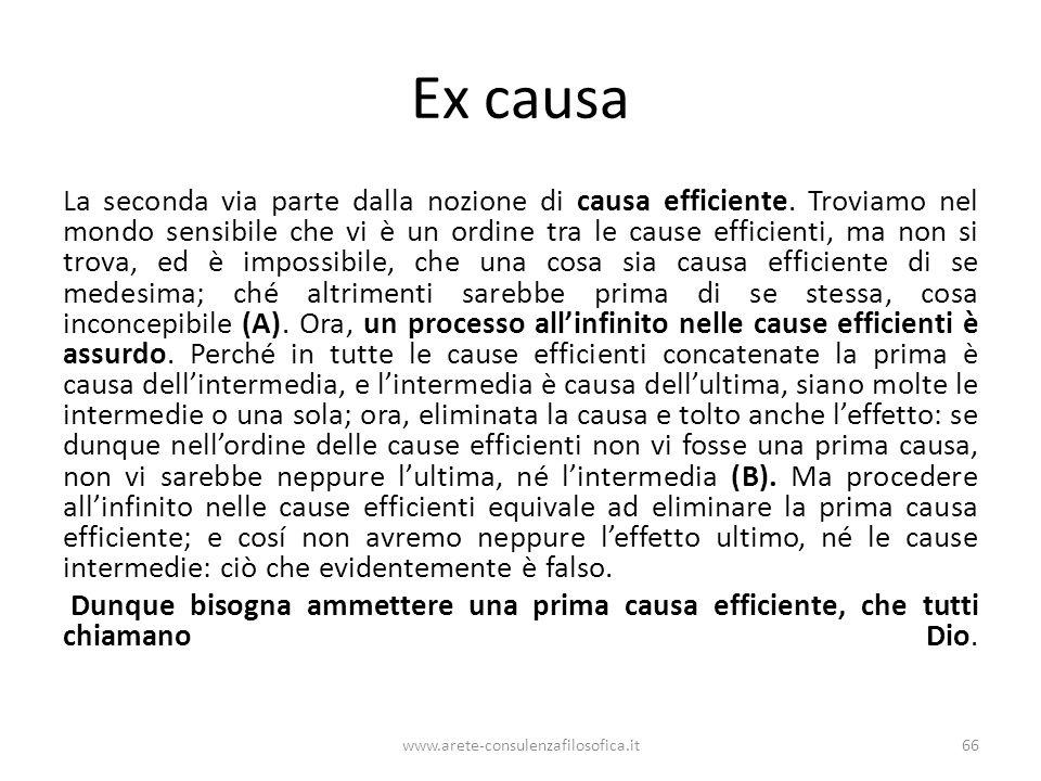 Ex causa