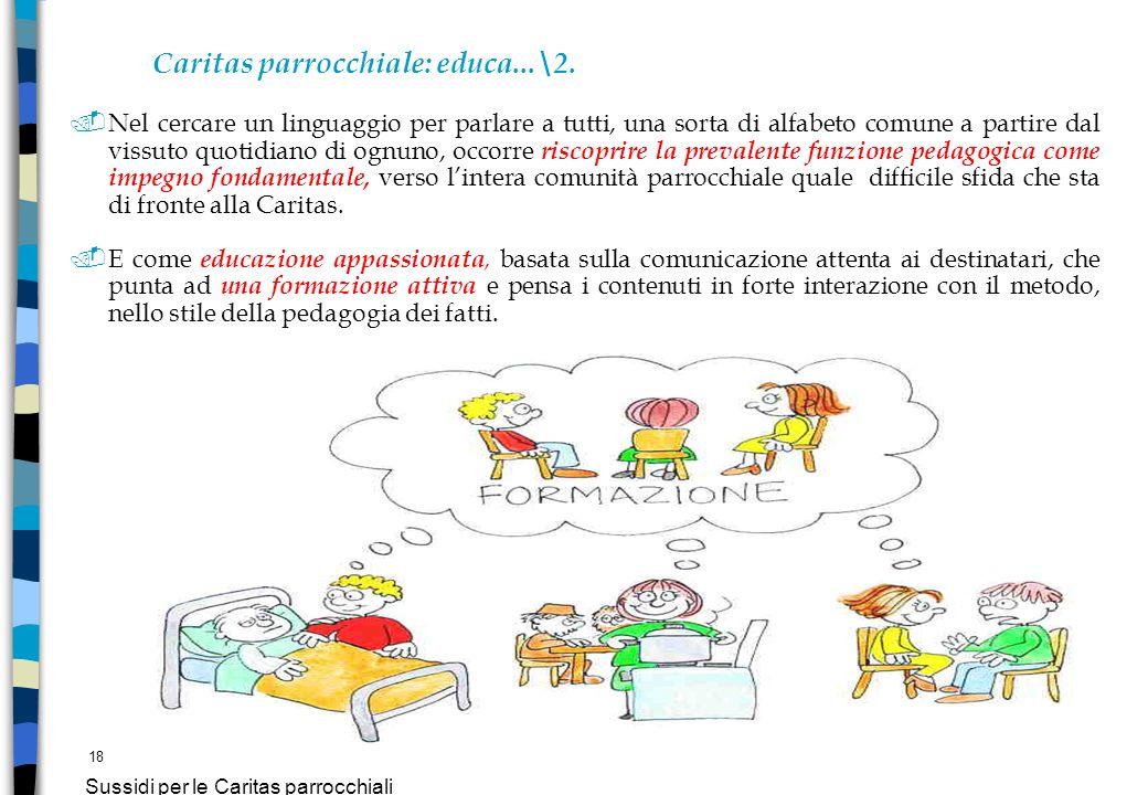 Caritas parrocchiale: educa...\2.