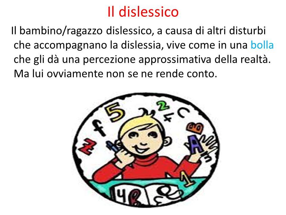 Il dislessico