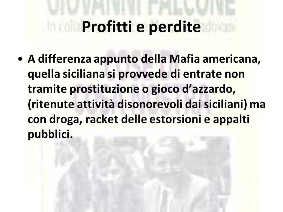 Profitti e perdite