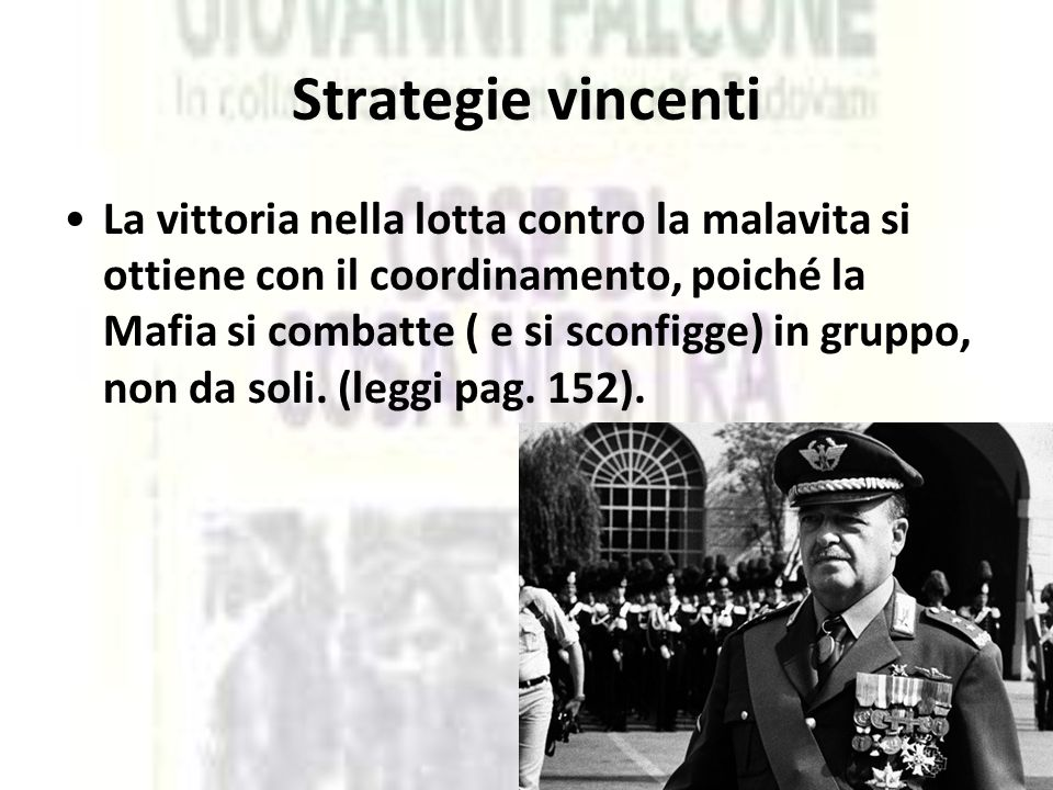 Strategie vincenti
